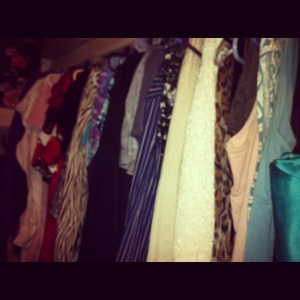 Nothing to wear?