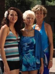Coordinating 3 generations.